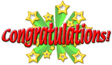 Yellow-Star-with-Congratulation-