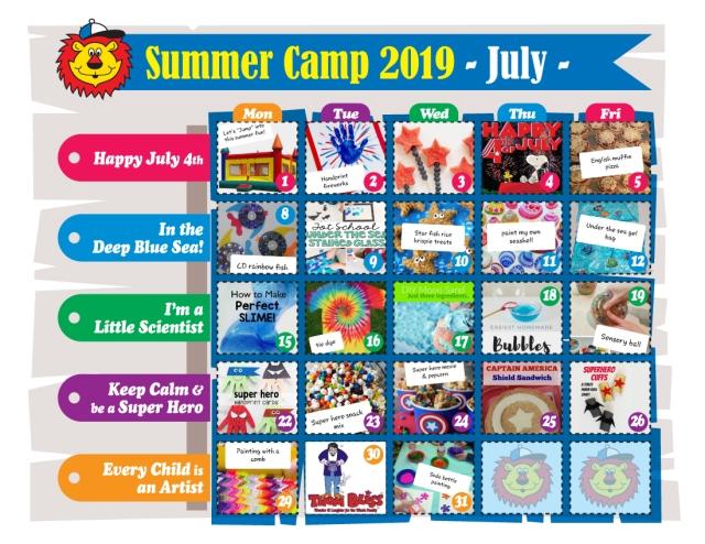 Summer Camp_2019_Calendar_062519